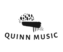 QUINN MUSIC - score logo 2.0